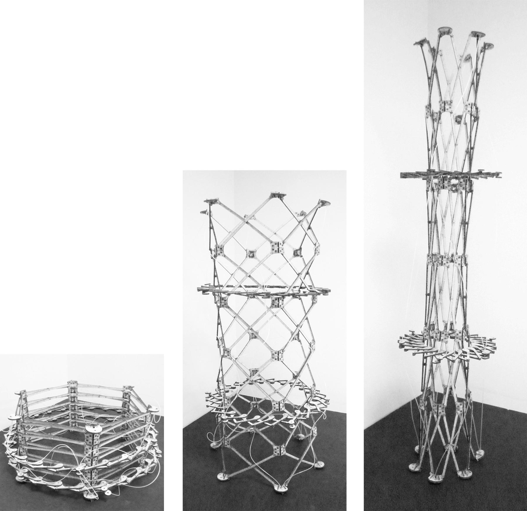 Deployable Structures | EVA JERMYN